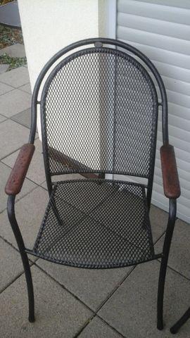 Bild 4 - Gartentisch aus hochwertigem Metall von - Ebermannstadt