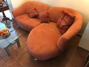 Couchgarnitur von Chalet Massivmöbel mit