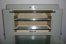 Bild 4 - Alter Metallschrank Zahnarztschrank BAISCH Instrumentenschrank - Sinsheim