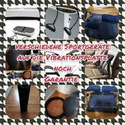 Letix Sports Profi Vibrationsplatte mit