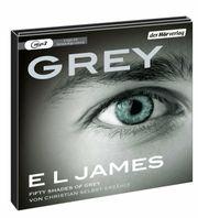 2 MP3 CD Hörbuch Grey