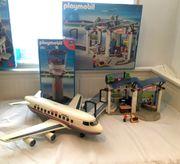 MEGA Playmobil Flughafen