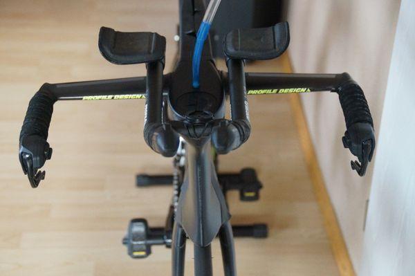 Scott Plasma 5 Triathlon Rad