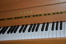 Bild 4 - Klavier Yamaha P 112 NT - Kronach