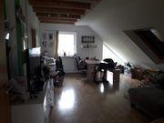 2 Zi- Wohnung Neubau Holzbalkendecke
