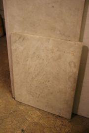 Marmorplatte Naturstein gebraucht ca 45