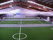 4 x Indoor-Soccerfelder Fußball-Felder Tore