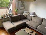 BoConcept Couch Model Fargo grau