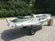 Marinekart Leichtboot Speedboot Kart338 - ideal