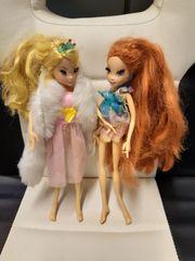 Winx Puppen Stella Enchantix
