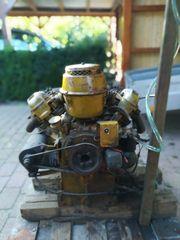 Farymann 2-Zylinder Dieselmotor luftgekühlt
