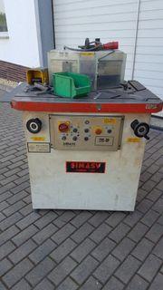 Simasv Ausklinkmaschine mit Stanzeinrichting 220-6P