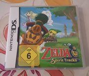 The Legend of Zelda Spirit