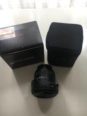 Sigma Objektiv 10-20mm F4-5 6