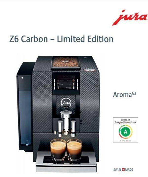 Jura Kaffeevollautomat Modell Z 6