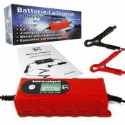 JOM Batterieladegerät 6V 12V 4A