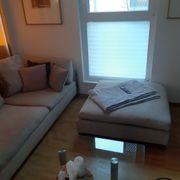 Italienische Designer-Couch von SABA No