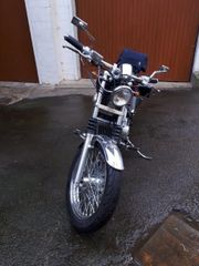 Honda Vt Shadow 600