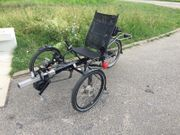 Anthrotech Trike Dual Drive mit