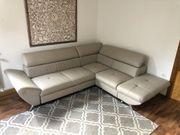 Couch Polsterecke mit Bettfunktion TOP