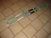 Langlaufski Marke Stroemsted Länge 180cm