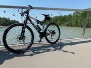 Fahrrad Carbon Fully MTB