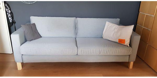 Ikea Sofa Karlstad Ausstellungsstück
