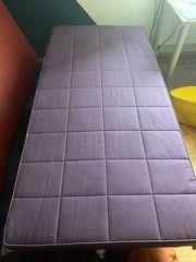 Matratze und Lattenrost zu verschenken