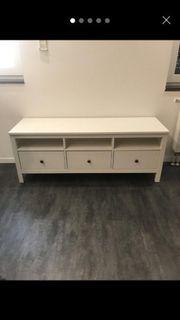 Sideboard Wohnzimmer weiß