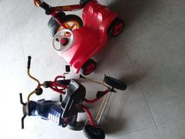Bobbycar Dreirad Motorrad Laufrad Spielfahrzeuge: Kleinanzeigen aus Waldsee - Rubrik Kinderfahrzeuge
