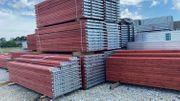 Holzboden Gerüst 168 qm 21x8 -