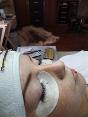 Wimpernverlängerung Thaimassage