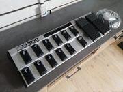 FCB 1010 MIDI Fußschalter E-Gitarre