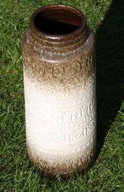 Scheurich Vase 289-41 braun
