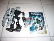 LEGO Bionicle Toa Nuparu 8913