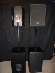 Dynacord D-Lite Activefour Boxensystem 2x