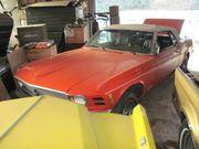 Ford Mustang Cabrio 1970 Intern
