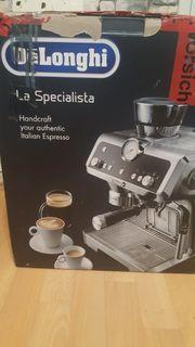 DeLonghi specialista kaffemaschiene