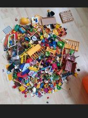 Playmobil gesammeltes