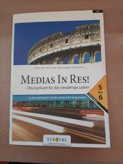Medias in Res Übungsbuch für