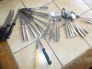 26 Teiliges Besteck 5 Küchen