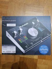 M-Audio 2x2M - Neuwertigem - OVP