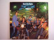 Lp The Teens-Rock City Nights