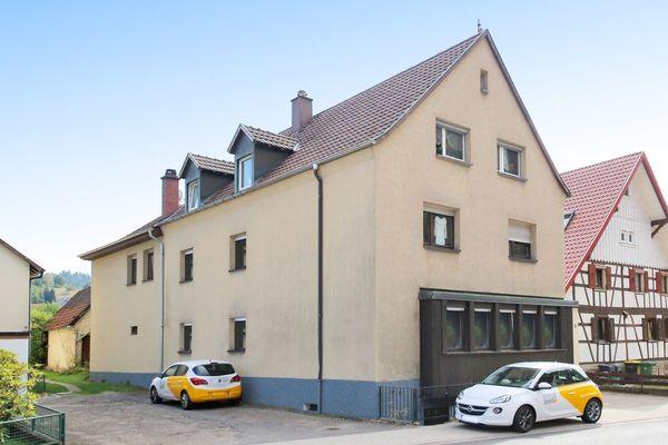 Renditeobjekt in Gernsbach 6 mit