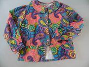 Vintage Kinder Mädchen Bluse Gr