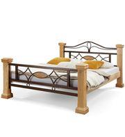 Holzbett Massiv Holz Bett