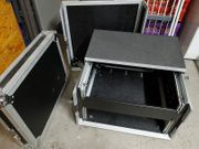 Flight Case Mixer Endstufe Rack