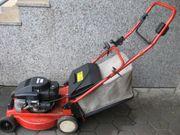 Starker Benzin-Rasenmäher ALU-Gehäuse Breite 45