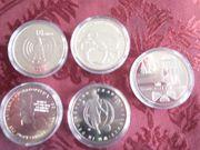 10 - EUR und 2 - EUR Münzen