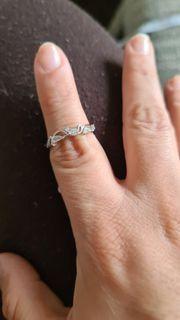 echtschmuck 925er Silber Ring